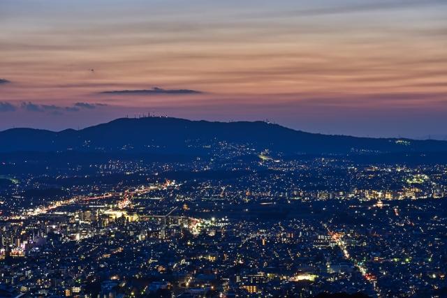 奈良県で夜景のきれいなおすすめスポット3選をご紹介!